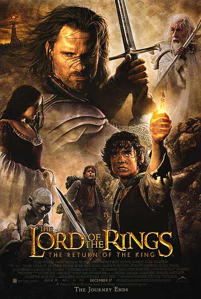 Música de cine: El señor de los anillos: El retorno del rey