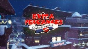 Evita Percances salva la Navidad