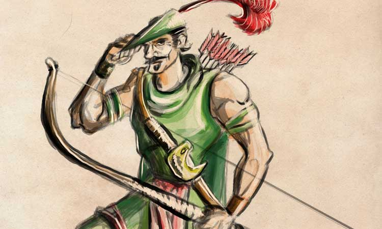 Dinsey hará su versión de Robin Hood