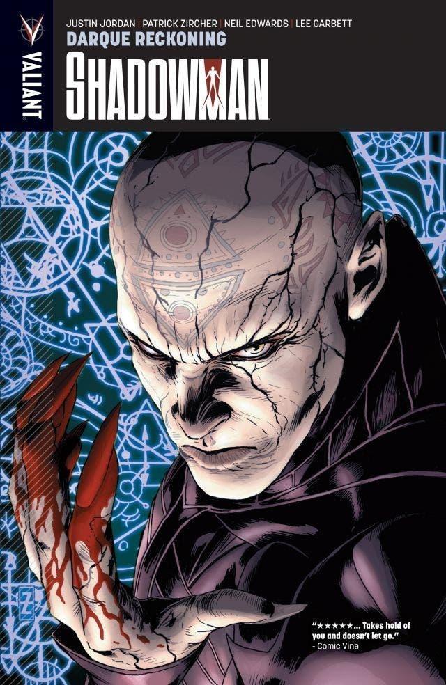 Shadowman el juicio de Darque