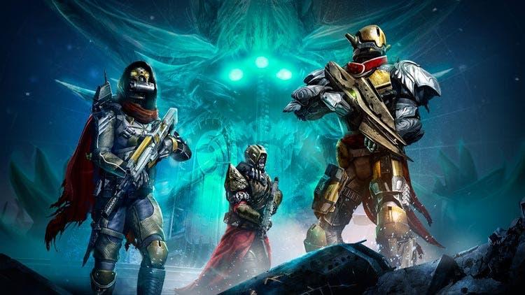 Destiny -Expansión I: La profunda Oscuridad