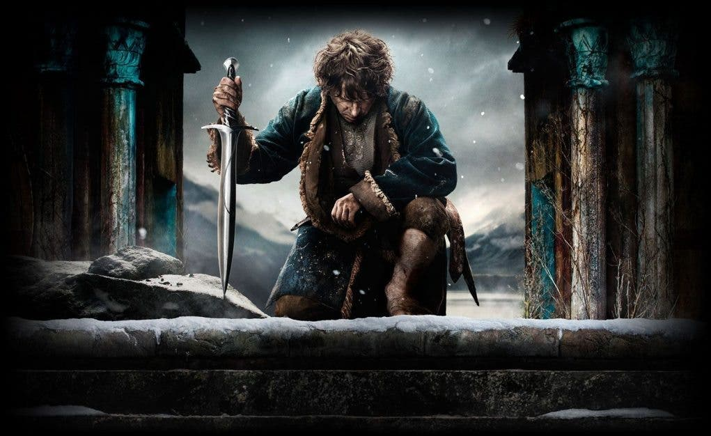 el hobbit batalla 5 ejercitos The Hobbit An Unexpected Journey