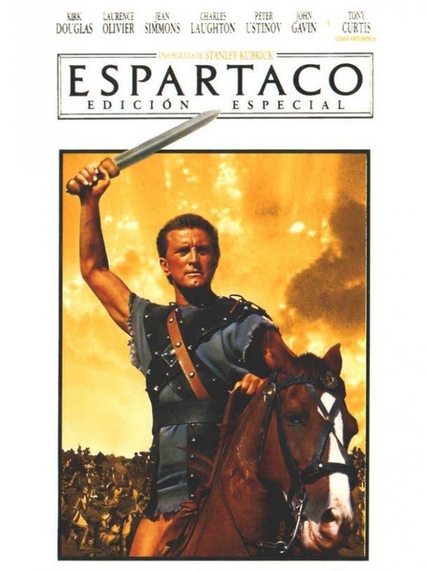 Cartel de 'Espartaco'