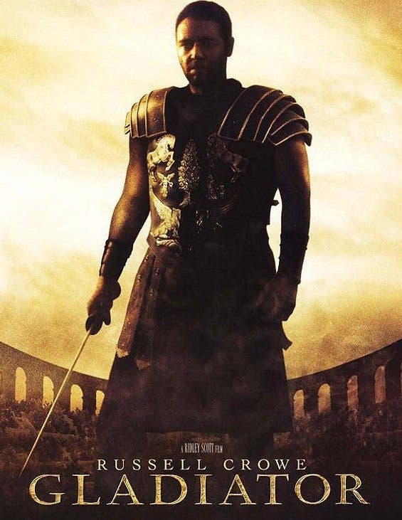 Cartel de 'Gladiator'