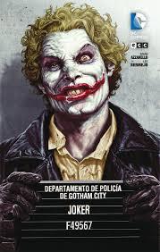 Portada del cómic 'Joker', de Brian Azzarello y Lee Bermejo