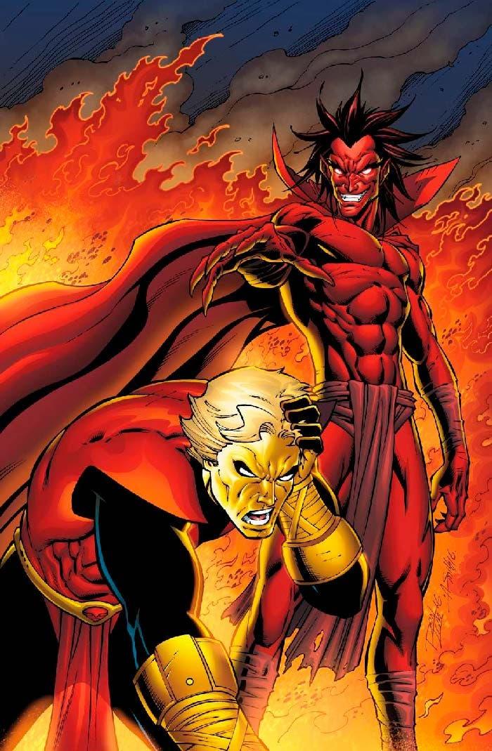 Marvel cómic mephisto