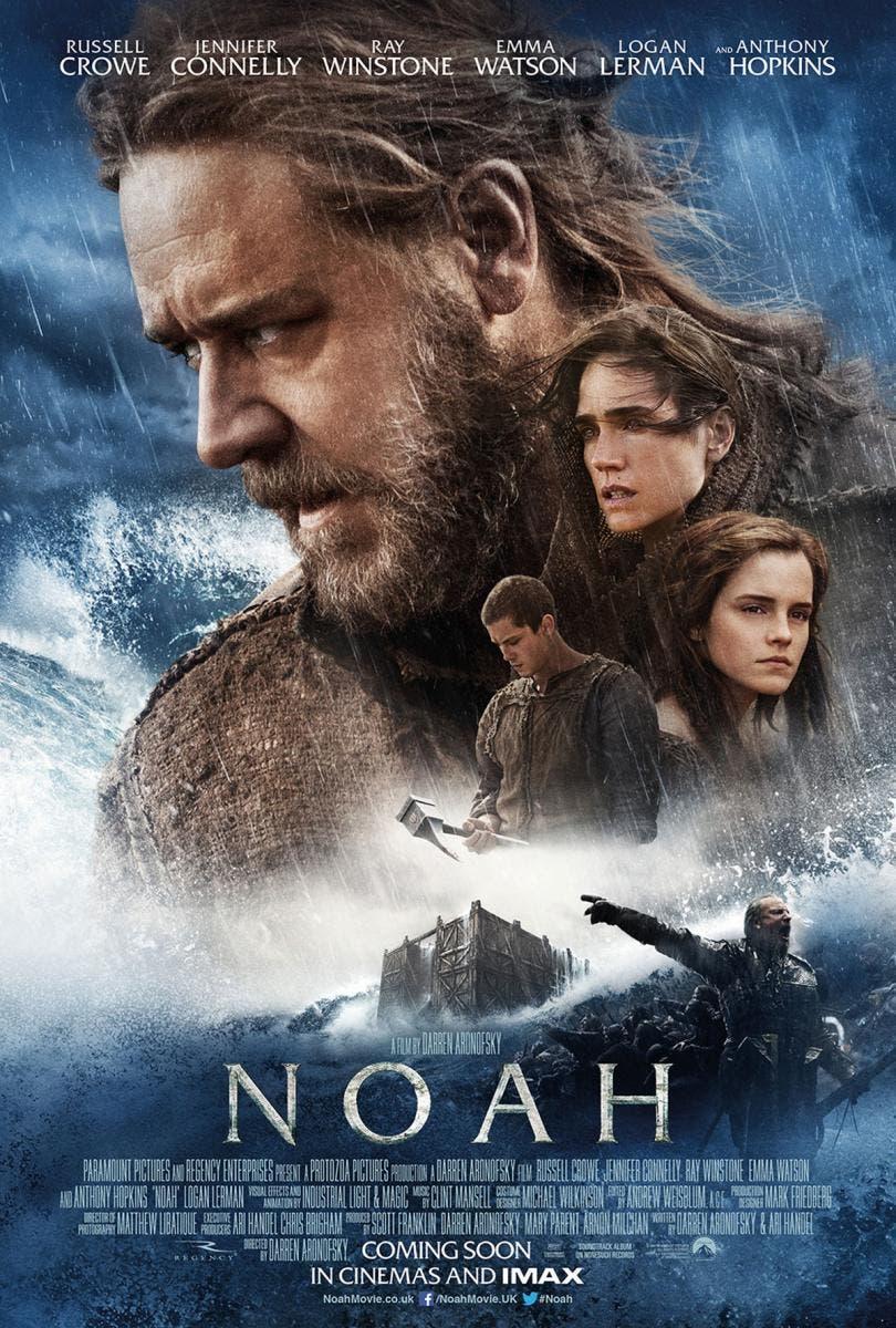 Cartel de Noé (Noah)