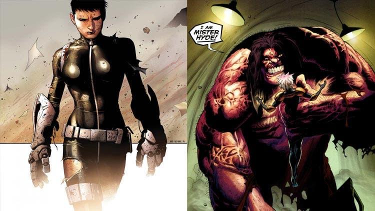 Personajes de Agentes de S.H.I.E.L.D.