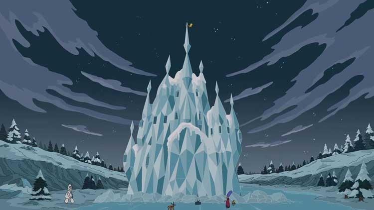Los Simpsons parodian a Frozen