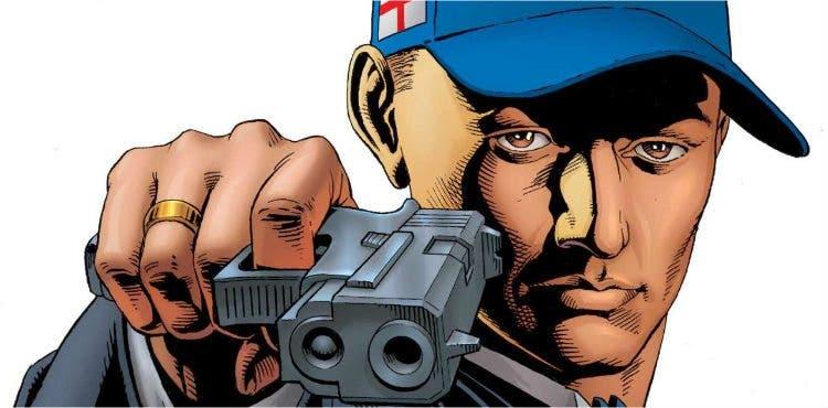 Kingsman The Secret Service de Mark Millar superior