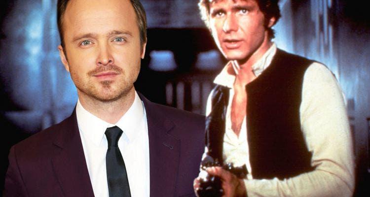 Han Solo Aaron Paul