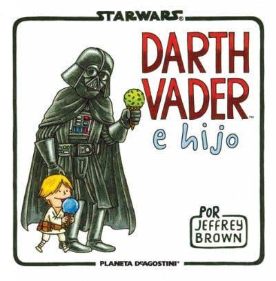 Portada Vader e Hijo