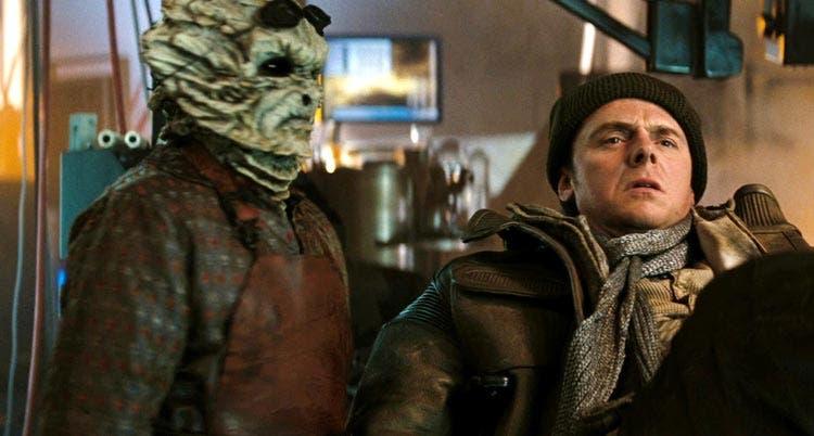 Simon Pegg escribirá Star Trek 3
