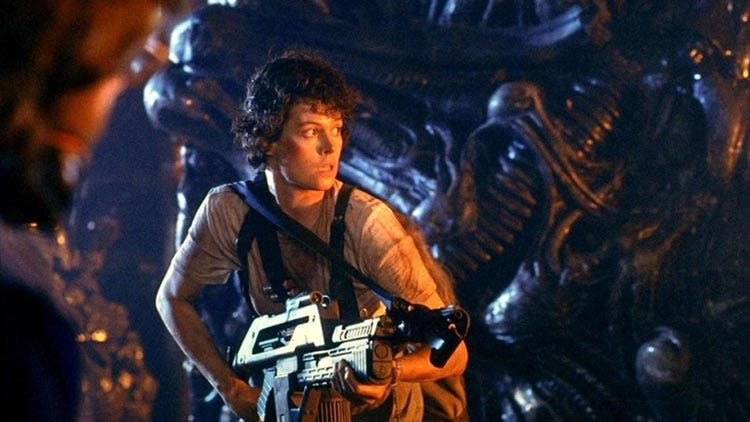 Aliens: el regreso James Cameron 1986