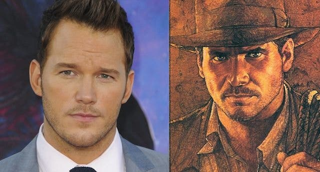 Chris Pratt podría ser el nuevo Indiana Jones