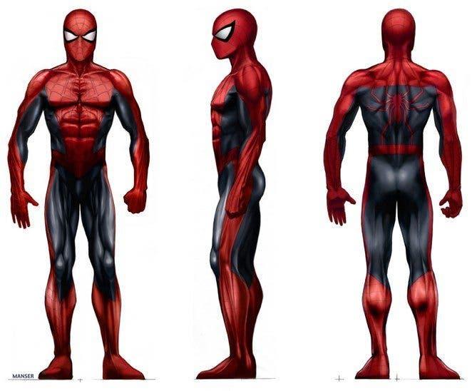 concept art Spider-man 2-12