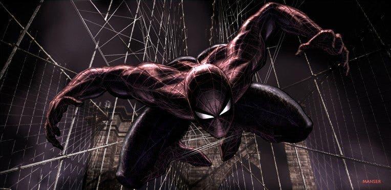 concept art Spider-man 2-13