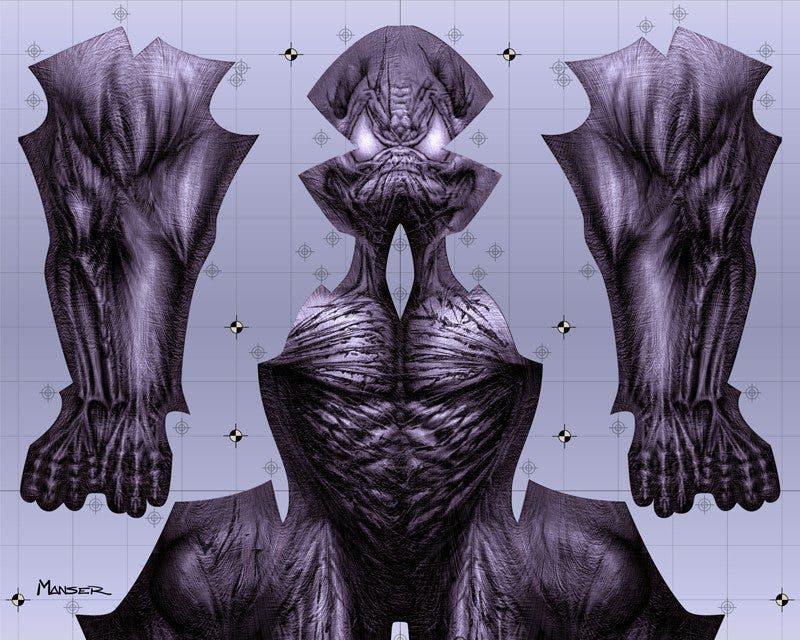 concept art Spider-man 2-19