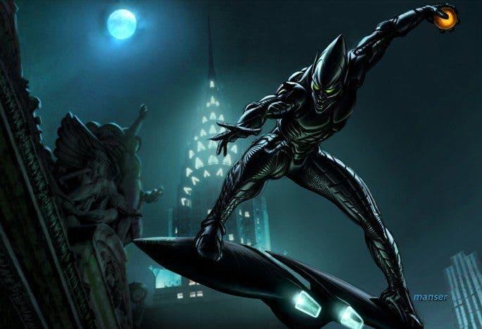 concept art Spider-man 2-4