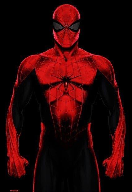 concept art Spider-man 2-7