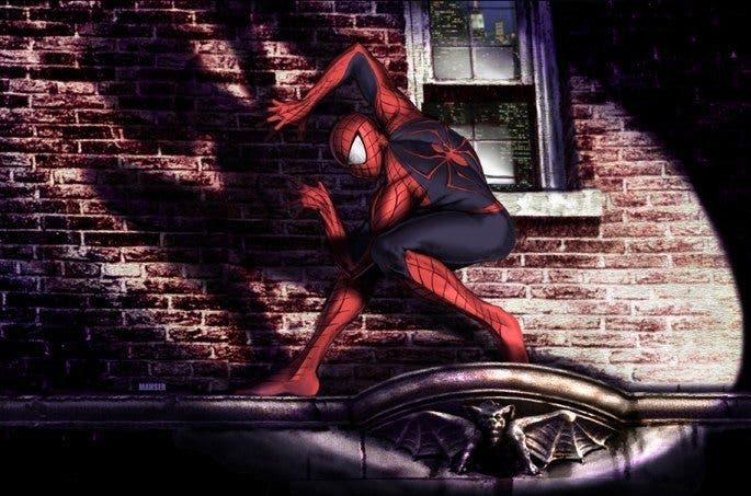 concept art Spider-man 2-8