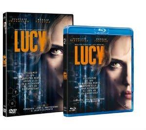dvd blu-ray Lucy