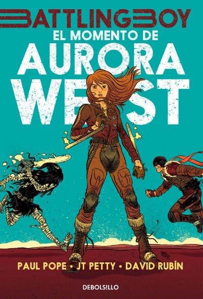 el momento de Aurora west Battling Boy
