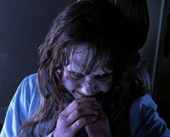Fotograma de la película El Exorcista