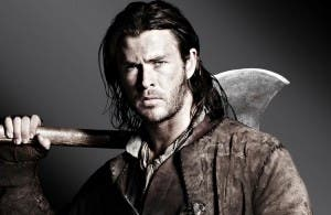 Chris Hemsworth The Huntsman