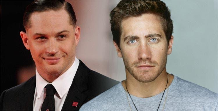 Tom hardy sustituido por Jack Gyllenhaal