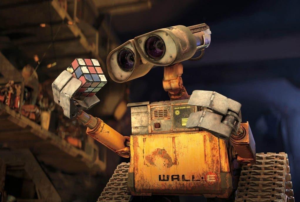 Fotograma de 'Wall-E'