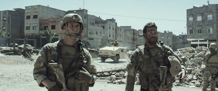 Fotograma de 'El Franctirador (American Sniper)' de Clint Eastwood