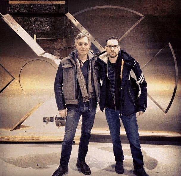 Bryan Singer X-men Apocalypse