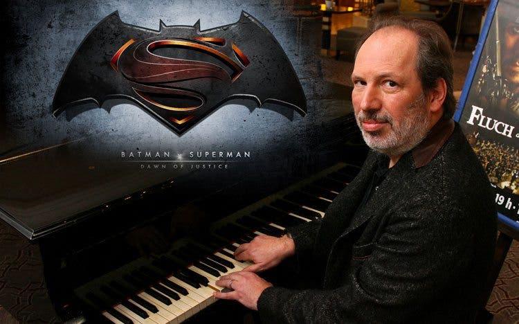 Hans Zimmer compondrá la música de Batman v Superman