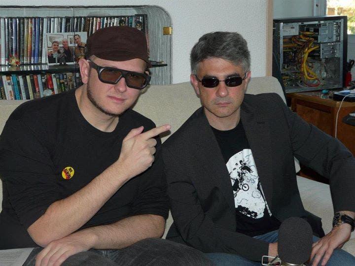 Paco Fox y Viruete en videofobia