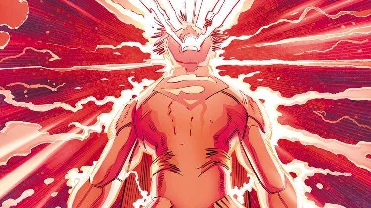 Nuevo poder de Superman