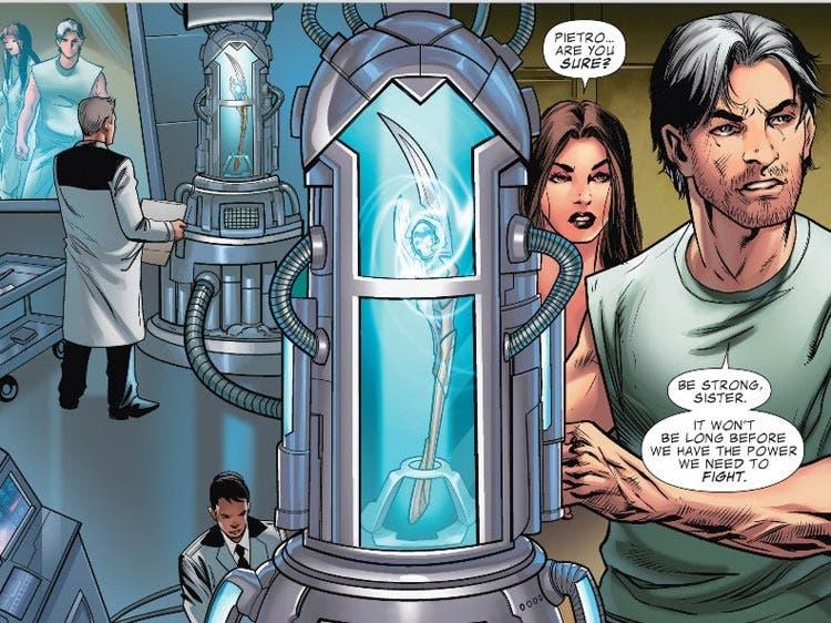 Spoiler Los Vengadores: La era de Ultron