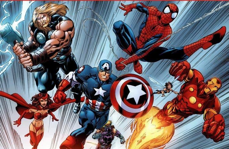 Spider-Man ficha por Marvel Studios