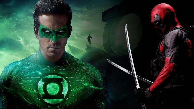 Ryan Reynolds No Leyó El Guión Cuando Firmó Para Ser Linterna Verde Noticias De Cine Dc Comics Cinemascomics Com