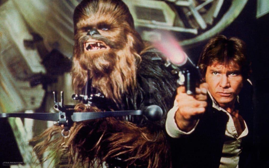 El canon de Star Wars se reinició por culpa de Chewbacca