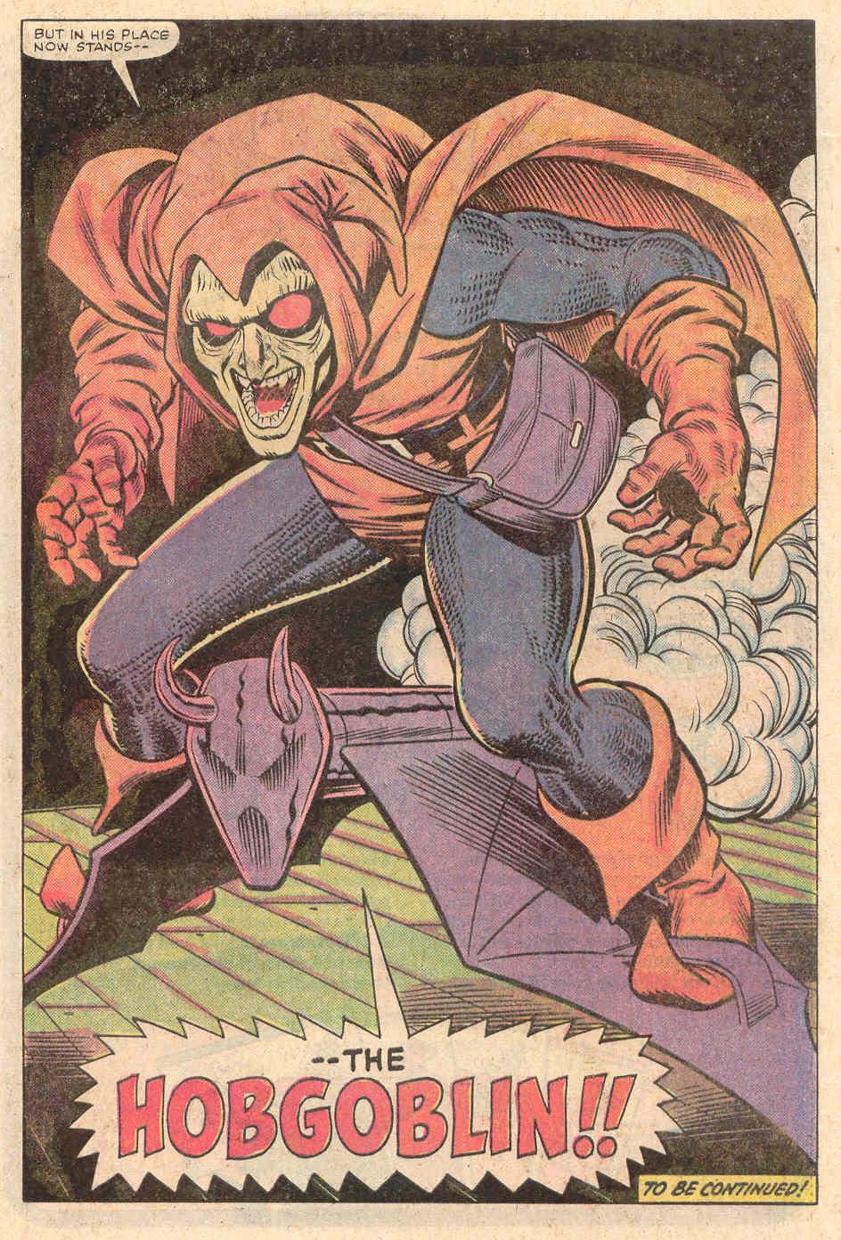 Primera aparición del Duende en 1983