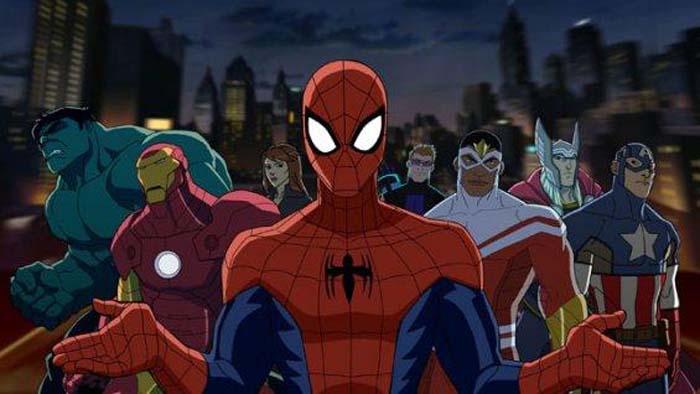 Spider-Man Vengadores