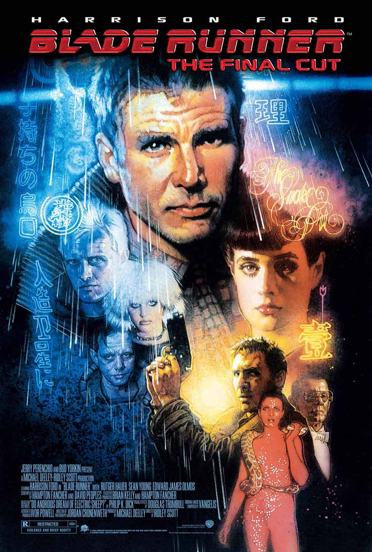 Blade Runner Montaje final