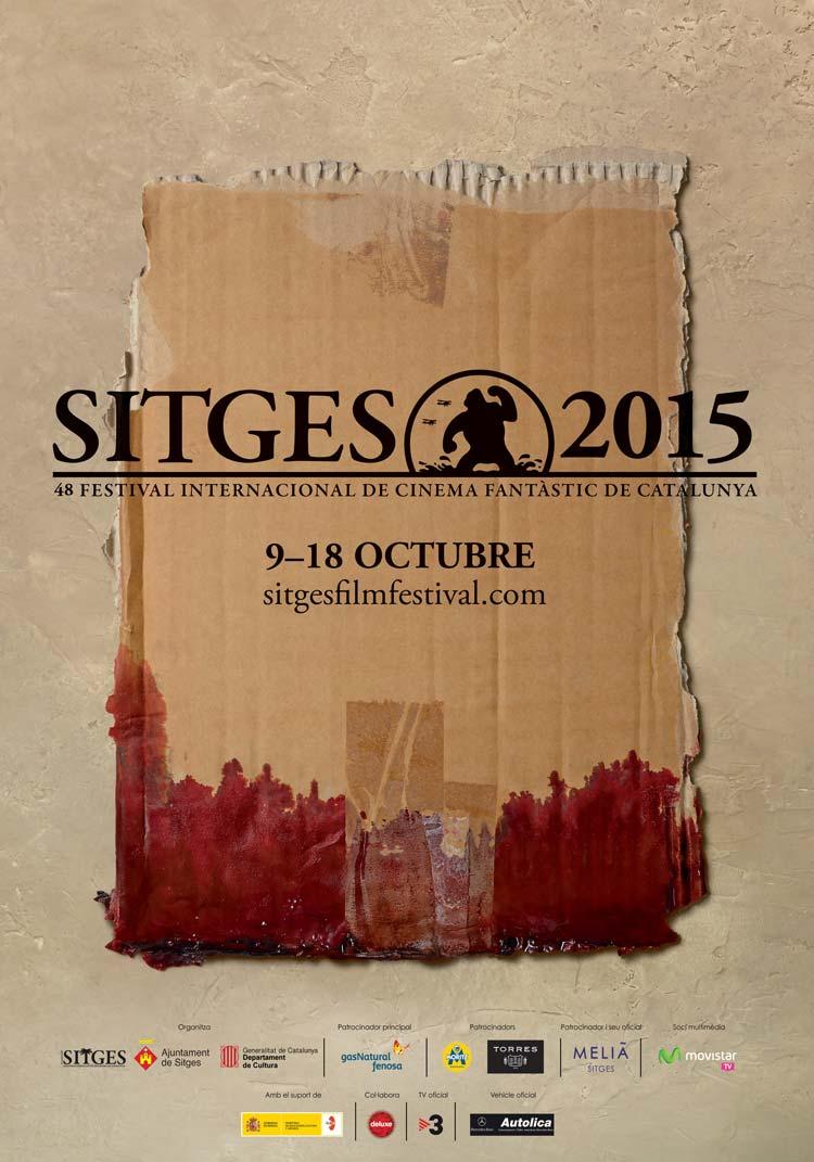 Festival de cine fantástico de Sitges 2015