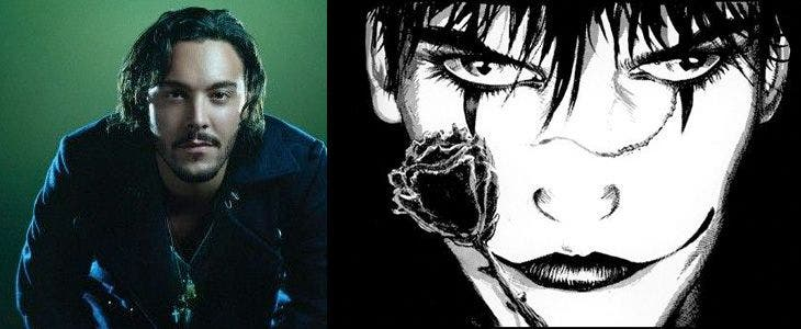 Jack Huston será The Crow
