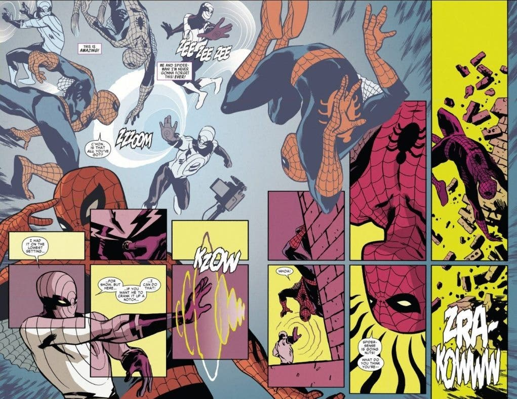 El Spider-man de Dan Slott