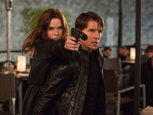 MISSION IMPOSSIBLE ROGUE NATION 1