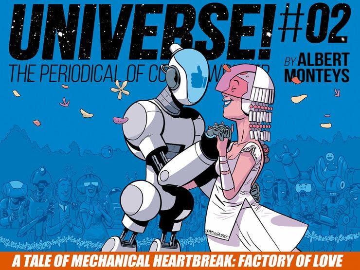 Universe! 2 cover