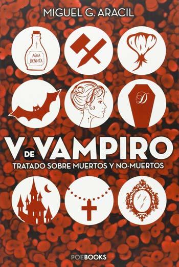 Portada de V de Vampiro