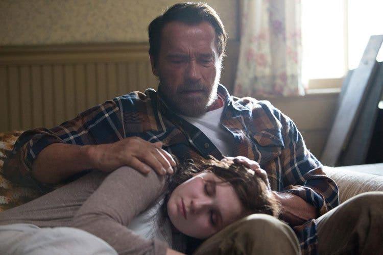 Tráiler de 'Maggie' Arnold Schwarzenegger versus Zombies